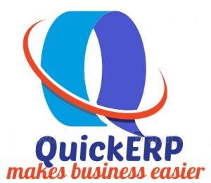 QuickERP Logo